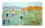 Football Scene