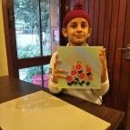 Clay Painting by Tajbir